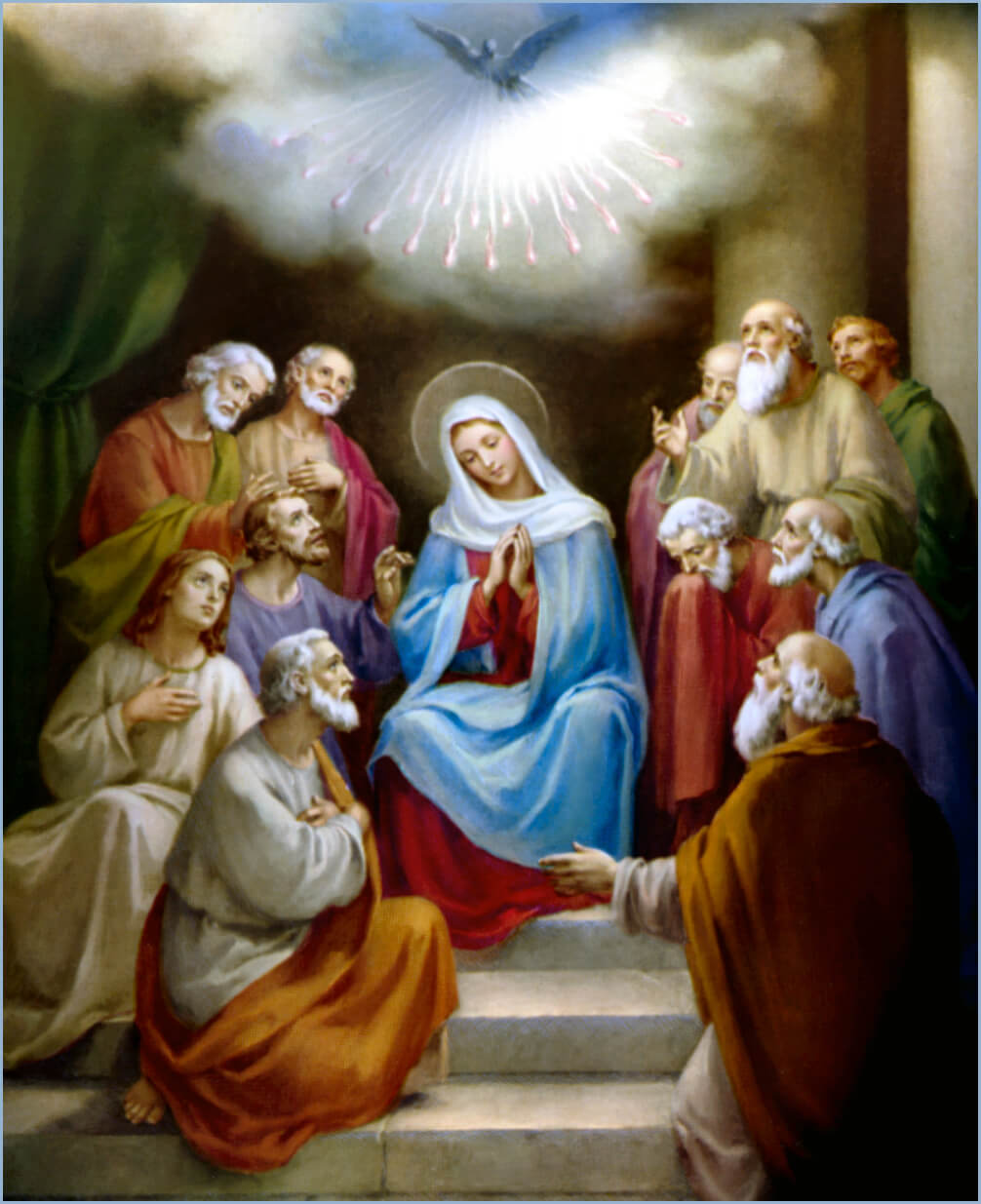 Rosary Mysteries